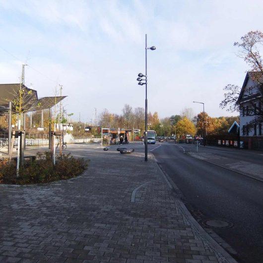 Bahnhofsumfeld Königs Wusterhausen