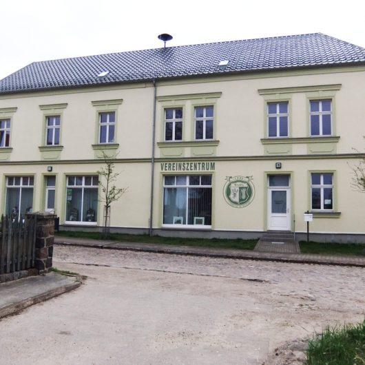 ES Elektro-Schröder GmbH - Referenzen - Dorf- u. Gemeinschaftszentrum Bralitz Bauzeit 2009