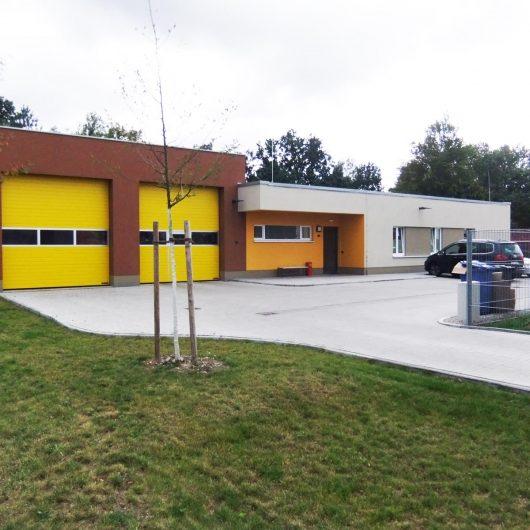 ES Elektro-Schröder GmbH - Referenzen - Rettungswache Eggersdorf Bauzeit 2014