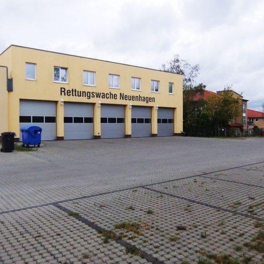 ES Elektro-Schröder GmbH - Referenzen - Rettungswache Neuenhagen Bauzeit 2009-2010