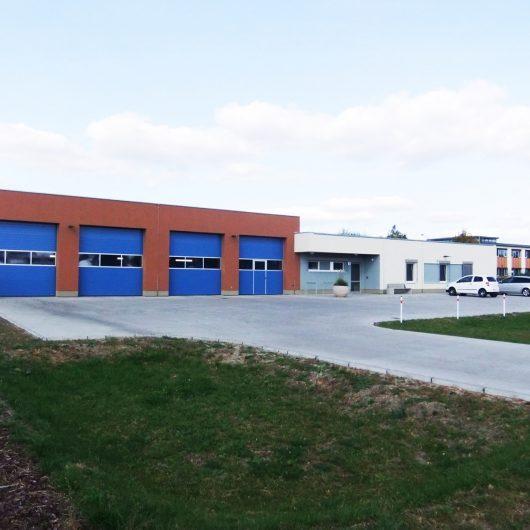 ES Elektro-Schröder GmbH - Referenzen - Rettungswache Seelow Bauzeit 2015-2016